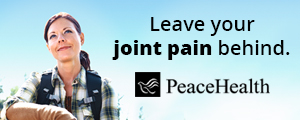 PeaceHealth, Joint Pain, Ortho