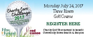 2017 Charity Care Golf Challenge Community Home Health Hospice