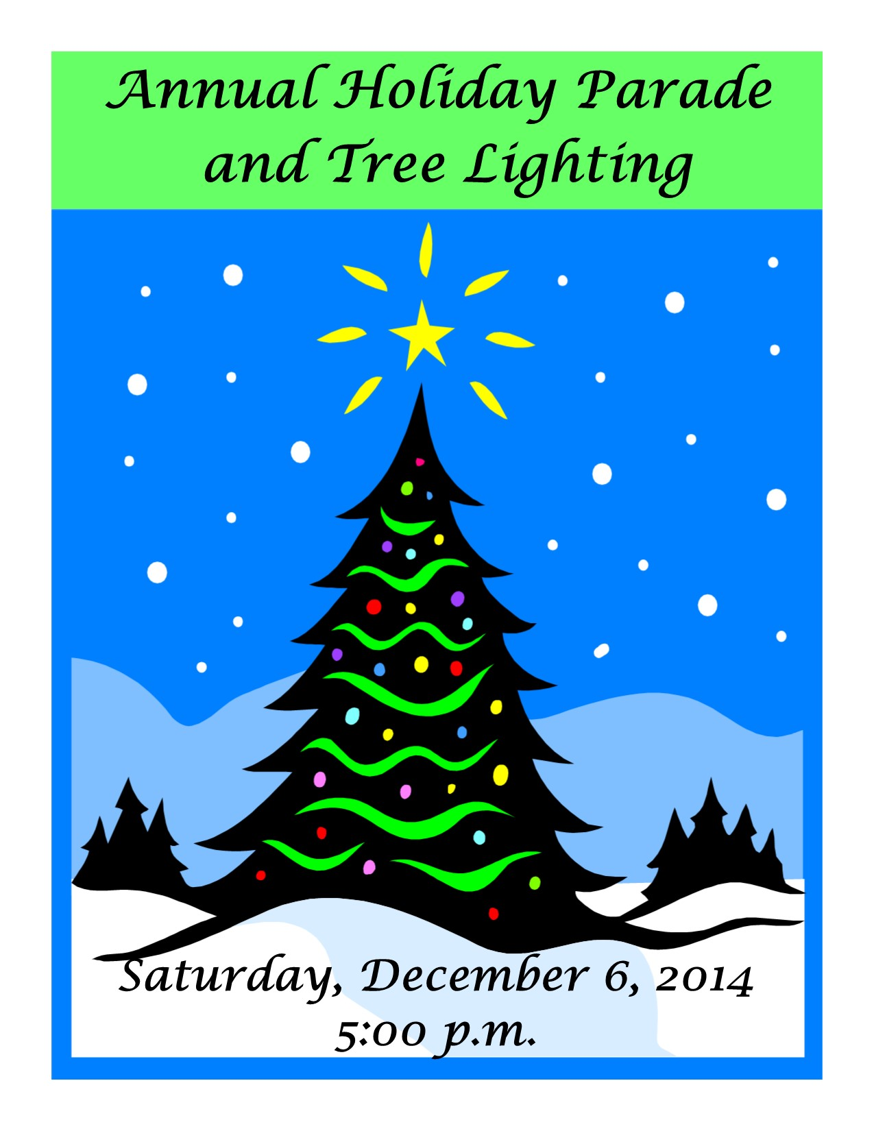 Longview Downtown Christmas Parade & Tree Lighting | Kelso ...